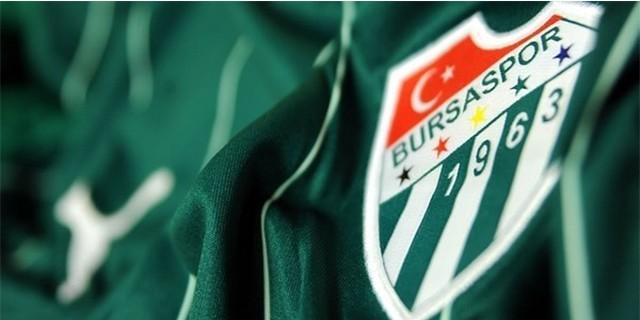 Bursaspor'dan ilk transfer
