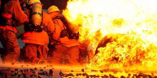 Feci yangın 7 ölü
