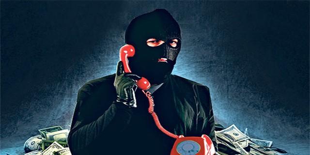 Telefon dolandırıcılarına büyük vurgun!