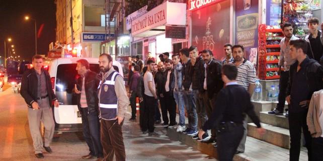 Bursa'da canlı bomba paniği, nefes kesen operasyon