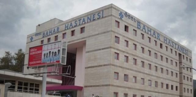 Bursa'da belediyeden satılık hastane