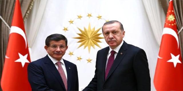Erdoğan'dan Davutoğlu'na sürpriz görev!