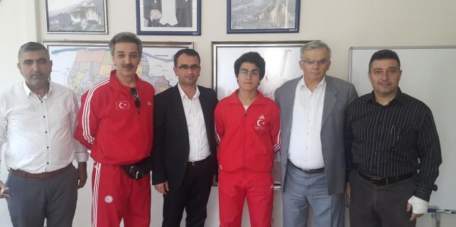 Karacabey'den Milli Takıma sporcu