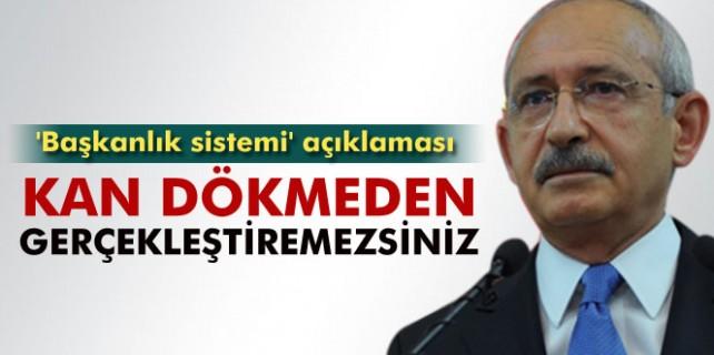 Kılıçdaroğlu'nun açıklamaları tartışılıyor