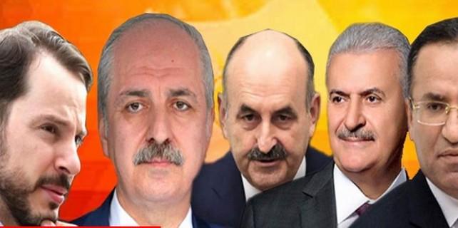 AK Parti kulislerinde Başbakan belli...