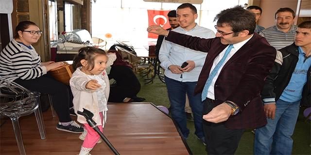 AK Parti Orhangazi'den sevgi izi projesine destek