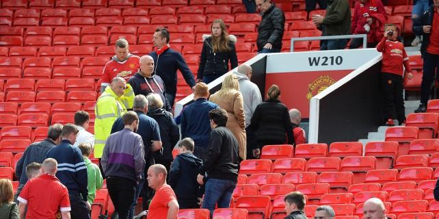 Terör alarmı nedeniyle maç ertelendi