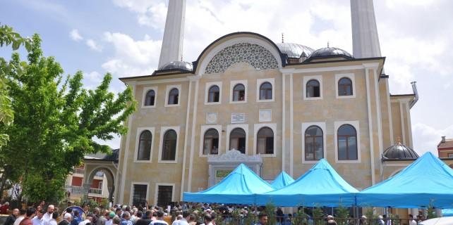 Somuncu Baba Camii ve Kur'an Kursu açıldı