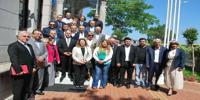 AK Parti Mudanya görev dağılımı yaptı