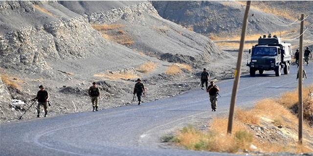 Şemdinli'den acı haber 4 şehit, 9 yaralı