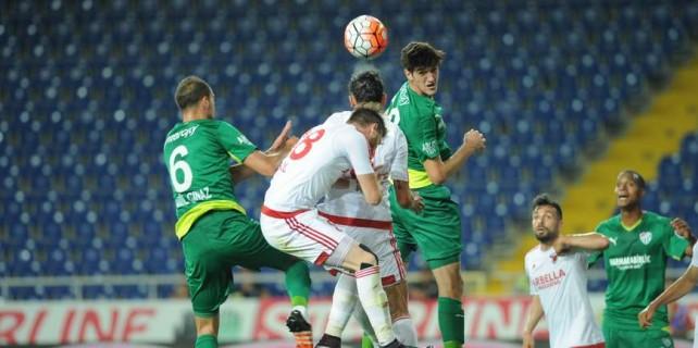 Bursaspor'a yeni golcü