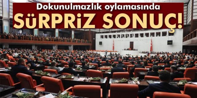 Meclis'te kritik oylama...367 oy aşıldı