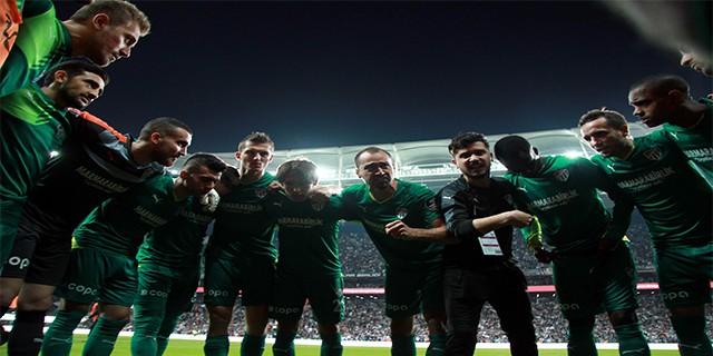 Bursaspor'da bir sezon böyle geçti