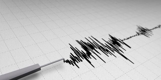 6.1 büyüklüğündeki deprem