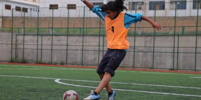 12 yaşındaki dişi Messi