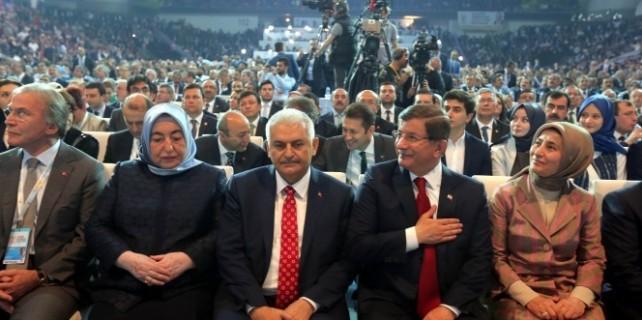 Yıldırım'ın imdadına Sare Davutoğlu yetişti