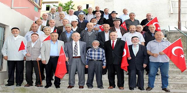 Ahıskalı Türkler'den birlik mesajı
