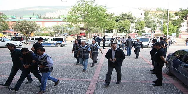 Bursa'da zehir tacirlerine şok