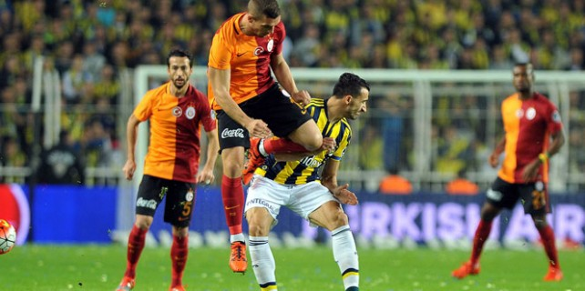 Fenerbahçe-Galatasaray maçı saat kaçta, hangi kanalda ?