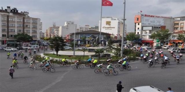 Karacabey'de bisiklet festivali