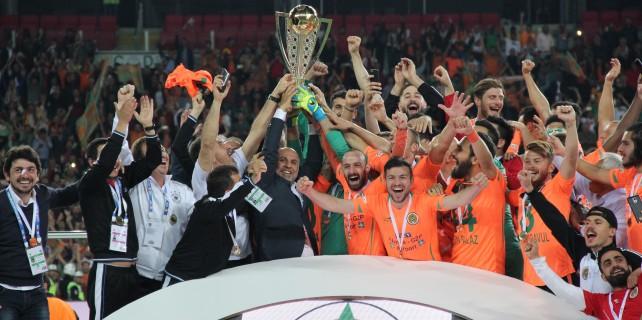 İşte Süper Lig'e çıkan 3. takım