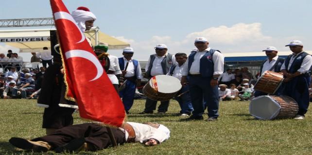 Ulubatlı Hasan Bursa'da anıldı
