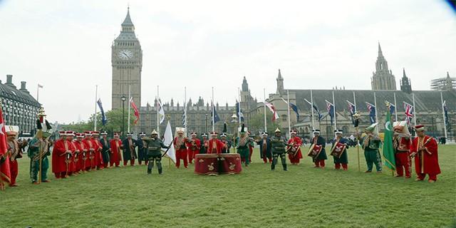 Londra'da Bursa rüzgarı