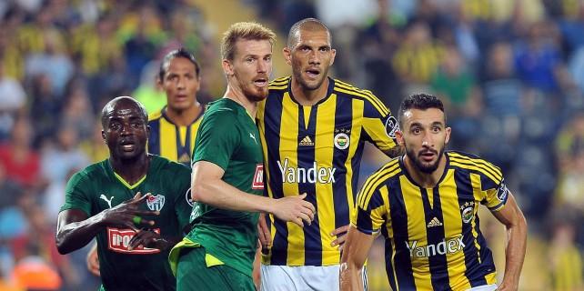 Beşiktaş'tan sonra Fenerbahçe de sırada..