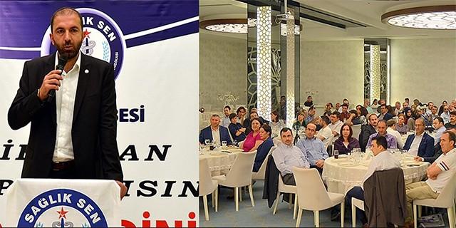 Bursa'da Sağlık-Sen yetkili sendika