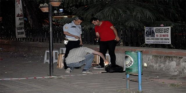 Karacabey'de bomba paniği