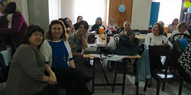 Nilüfer'de el izi kadın emeği derneği kuruldu