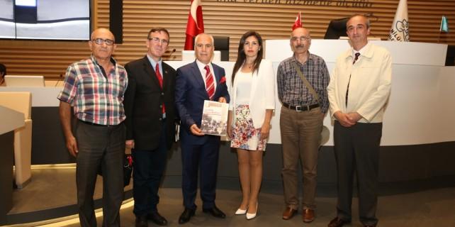 Bozbey Nilüfer Barış Meclisi'nde halkla buluştu