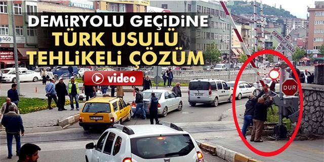 Türk usulü tehlikeli çözüm