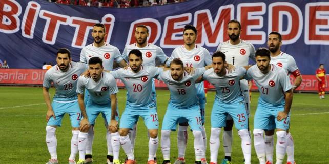 İşte Milli Takım'ın Euro 2016 kadrosu