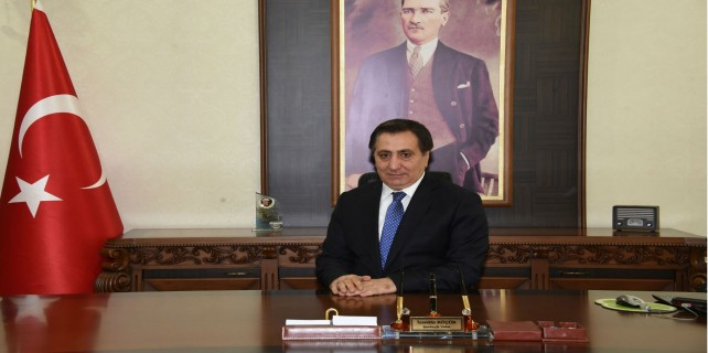 Bursa'ya yeni vali