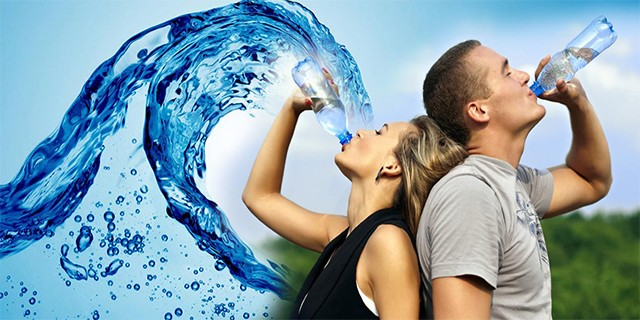 İftar ve sahurda bol su için