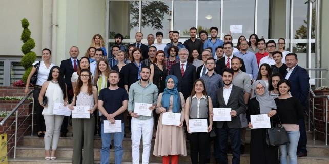 Uludağ Üniversitesi iş hayatına hazırlıyor