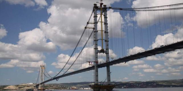 Osmangazi Köprüsü bayramdan önce açılacak