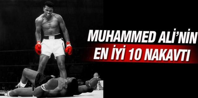 Muhammed Ali'nin en iyi 10 nakavtı