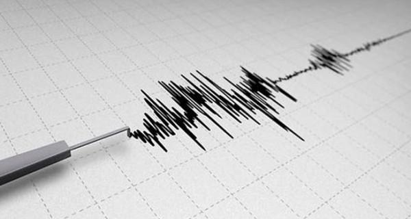 Depremle ilgili işte ilk açıklama