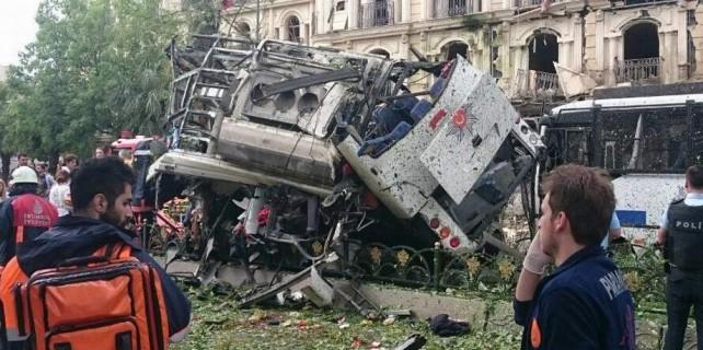 Acı haber...7 polis şehit 4 sivil hayatını kaybetti...