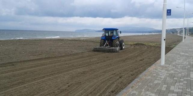 Bursa'ya yeni bir halk plajı...