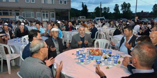 Maksempınar'da ramazan birlikteliği