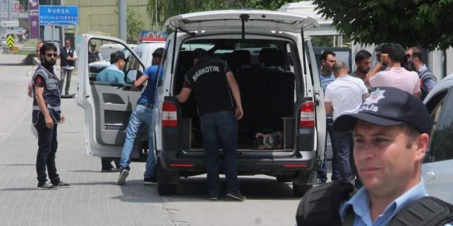 Bursa'da her yol kesildi...Büyük terör alarmı