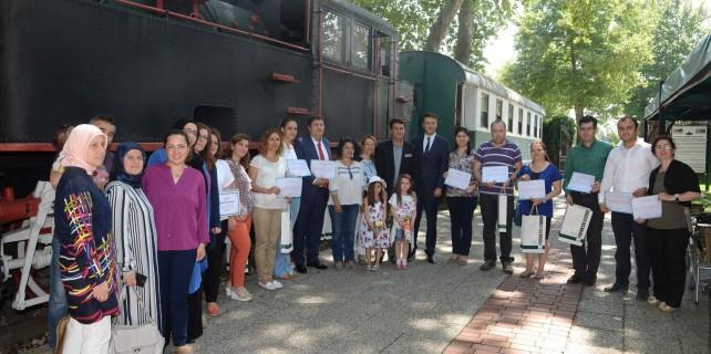 Osmangazi'de anne babalara çocuk gelişimi eğitimi verildi