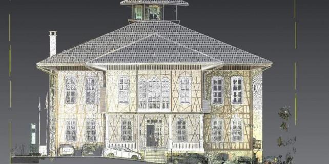 Bursa'da tarihi eserlere akıllı takip