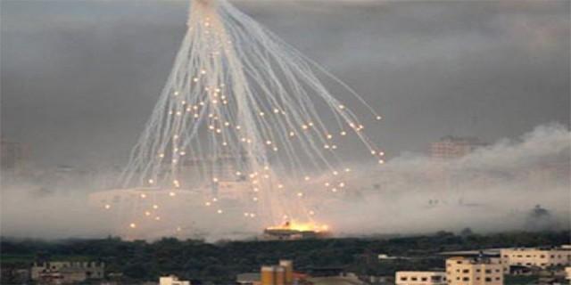 Rus uçakları fosfor bombası yağdırdı