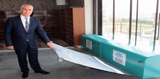 Sunrooflu camiye bir yenilik daha