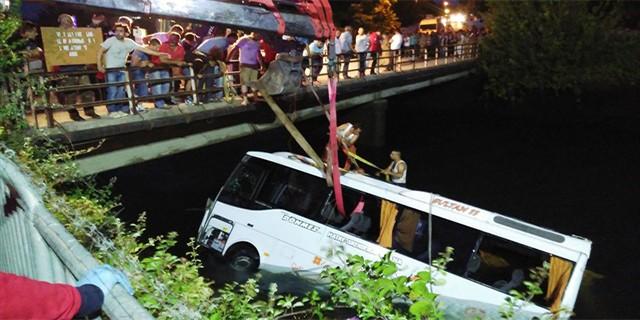 15 kişinin öldüğü kazada flaş gelişme