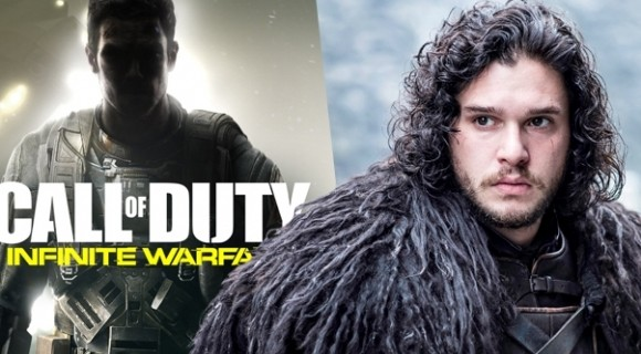 Jon Snow, Call of Duty'de Yer Alacak!